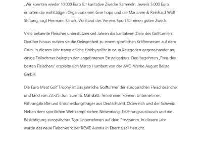 Nachbericht Euro Meat Golf Trophy 2019_DE_1
