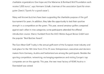 Nachbericht Euro Meat Golf Trophy 2019_EN_1
